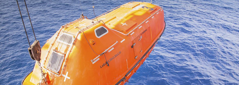BUKH Lifeboats